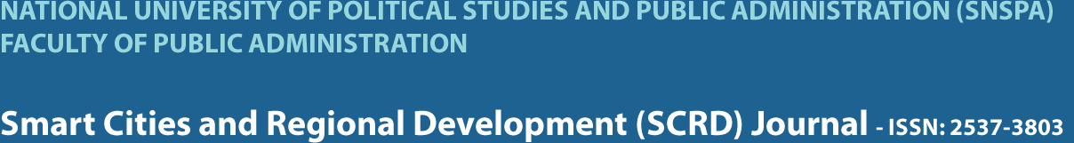 Smart Cities and Regional Development (SCRD) Journal